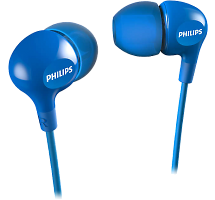 Наушники Philips SHE3550BL (голубые)